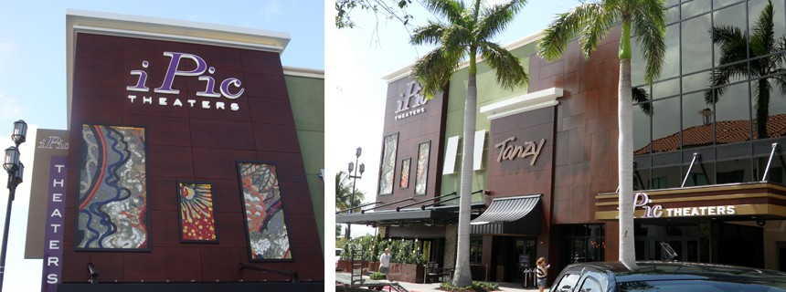 iPic Mizner Park Theater Grand Opening