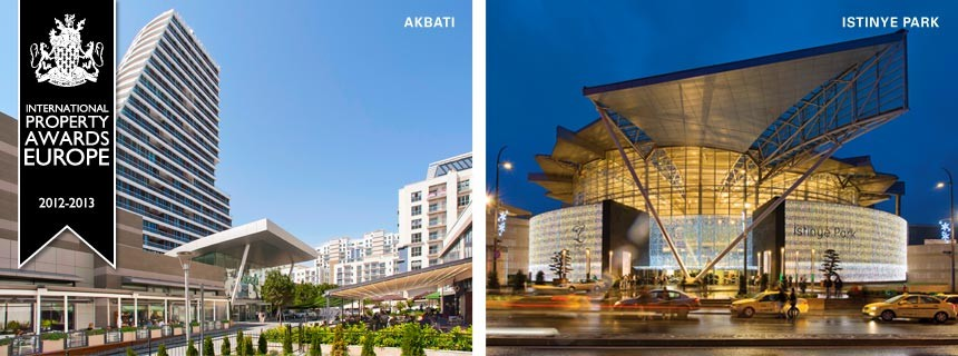 5-star Award in the Best Retail Development category in Turkey