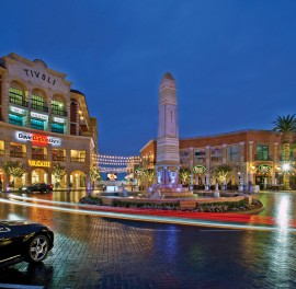 Tivoli Village at Queensridge