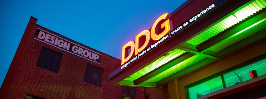 Grand Opening of DDG's New Studio