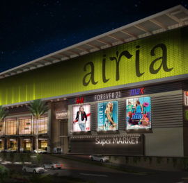 Airia Mall Graphics
