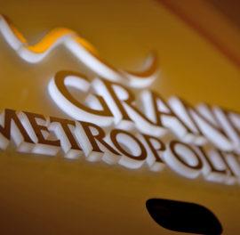 Grand Metropolitan Graphics