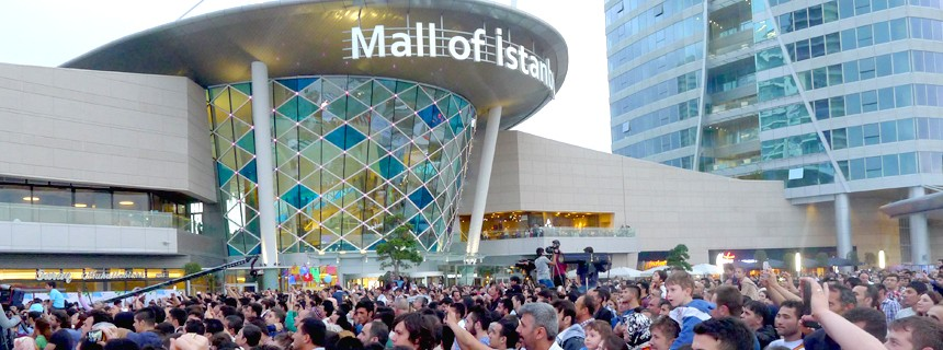 The Doors Have Opened at Mall of Istanbul